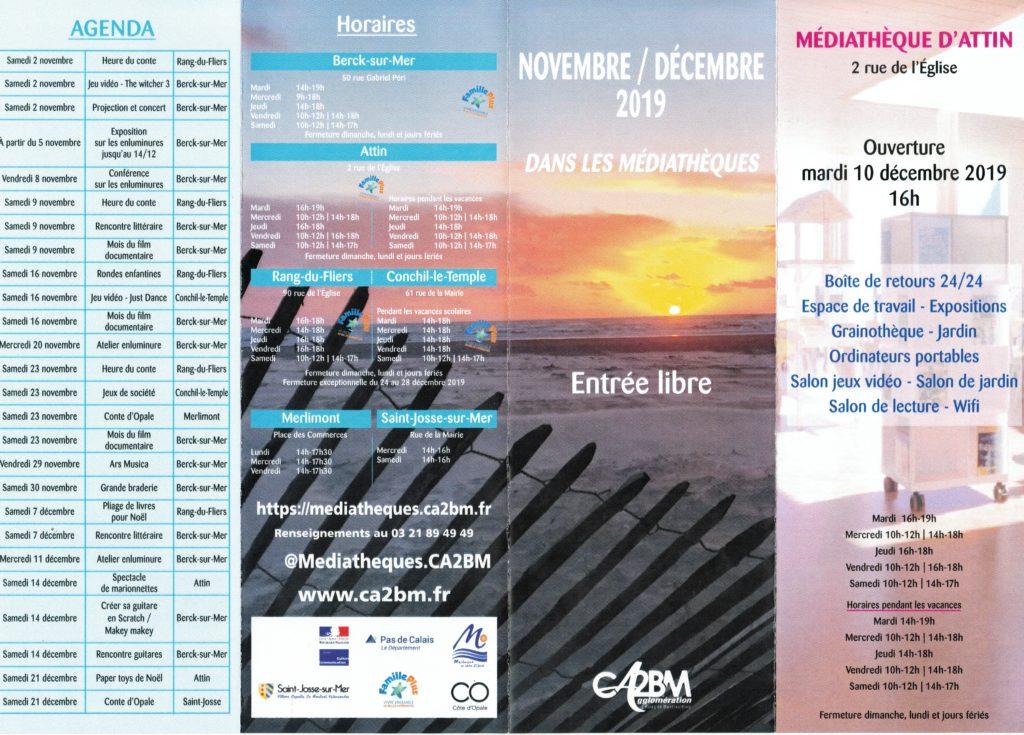 Doc Infos Médiathèque Verso A4