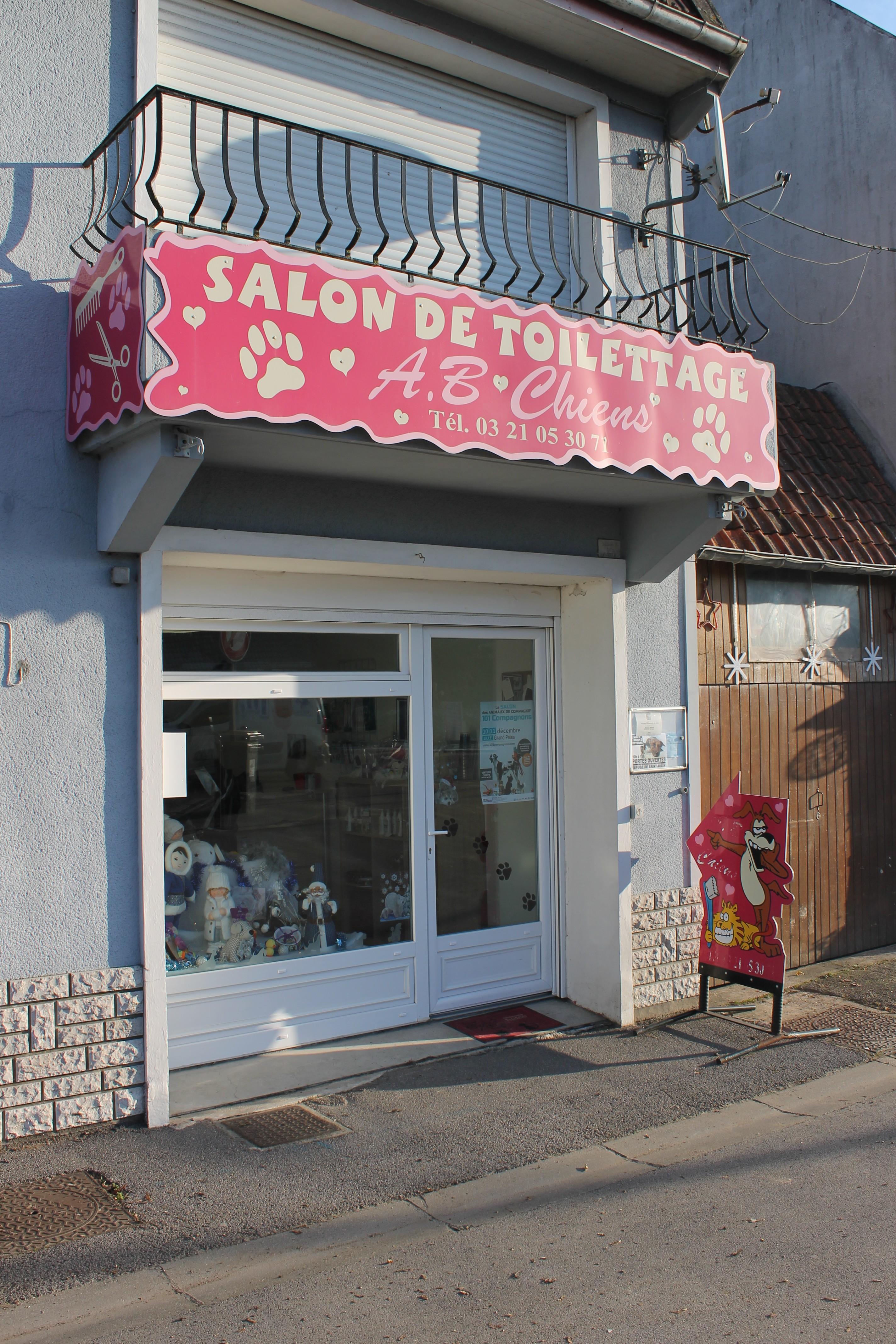 Entreprises commune d 39 attin for Salon toilettage