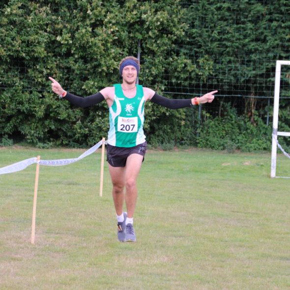 Vainqueur 5,5 Km LEPRETRE Benjamin